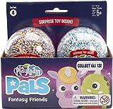 Pack de 2 unidades de espuma de juegos con figuritas de los amigos Playfoam Pals Fantasy Friends de Learning Resources (serie 4)