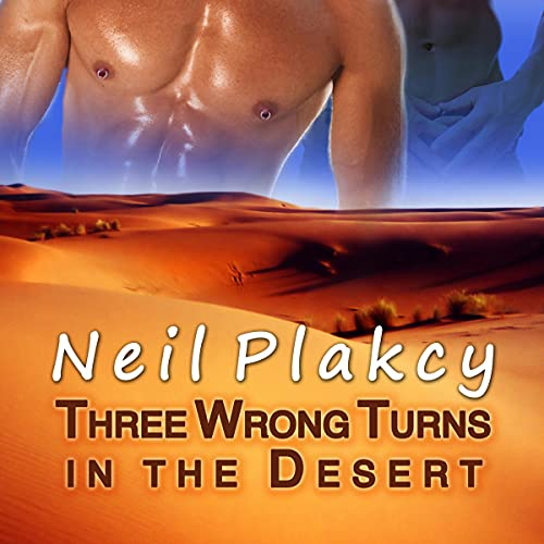 Three Wrong Turns in the Desert cover art