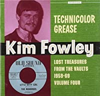 Technicolor Grease by Various Artists