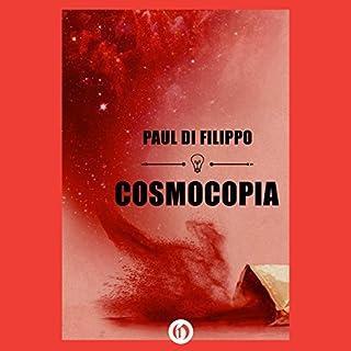 Cosmocopia audiobook cover art