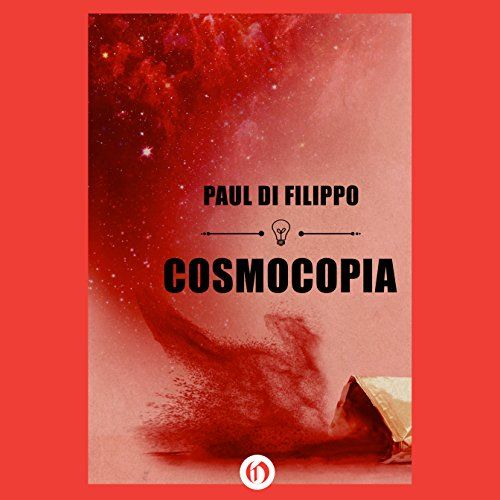 Cosmocopia audiobook cover art
