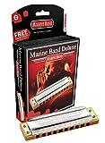 Hohner M200501X Harmonica Marine Band Deluxe - Do