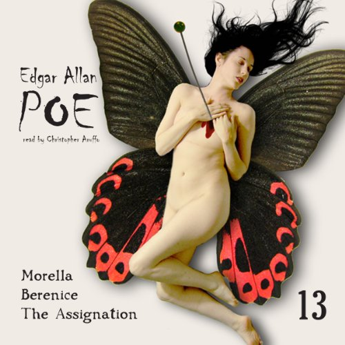 Edgar Allan Poe Audiobook Collection 13 audiobook cover art