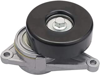DRIVESTAR F65Z6B209BA Belt Tensioner & Pulley Assembly for Ford 1996-2001 Explorer,for Mercury 1997-2001 Moutaineer