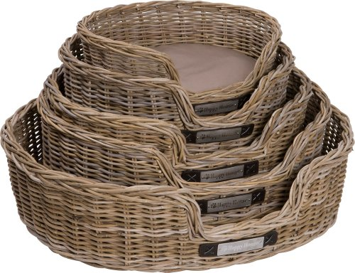 Happy House Rattan Classic Korb, X-Large