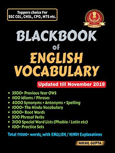 Best vocabulary book
