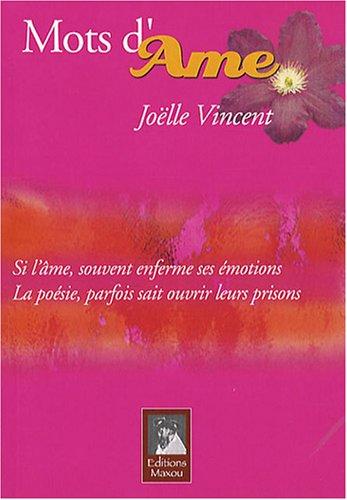 Mots d'Ame PDF Books