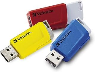 Verbatim USB-Stick Store N Click 3x16GB