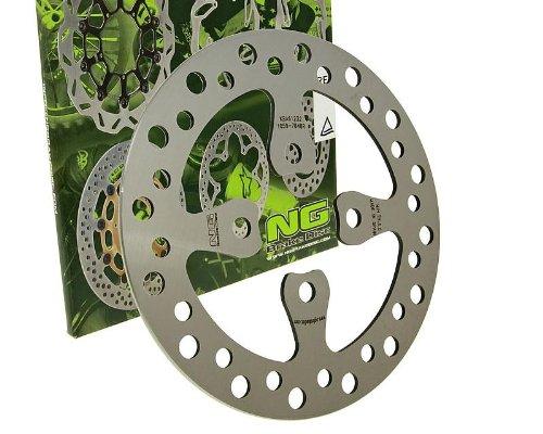 NG Bremsscheibe hinten für Yamaha YFZ 450 S 06/09, Raptor YFM 700 06/12 ATV, Quad