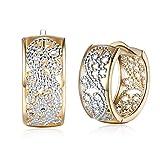 Pendientes de plata de ley S925 para mujer, elegantes y exquisitos, para mujer