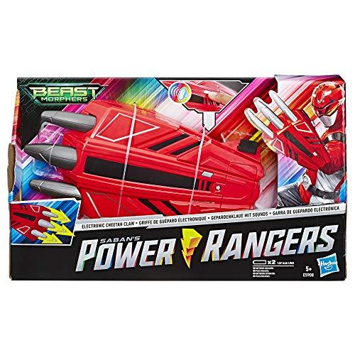 Power Rangers E5908EU4 PRG Beast Morphers Gepardenklaue mit Sounds, Mehrfarbig