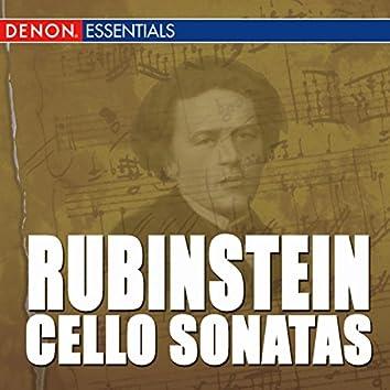 Rubinstein: Cello Sonata Nos. 1 & 2