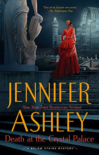 Death at the Crystal Palace (A Below Stairs Mystery Book 5)