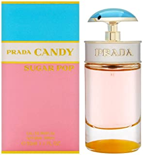 PRADA Candy Sugar Pop Eau De Perfume Spray For Women, 50 ml