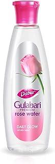 Dabur Gulabari Premium Rose Water with No Paraben for Cleansing and Toning, 120 ml