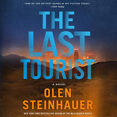 Couverture de The Last Tourist