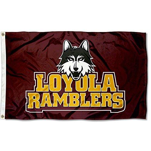 Loyola Chicago Ramblers Flag