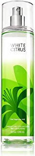 Bath and Body Works Fine Fragrance Mist, White Citrus, 8.0 Fl Oz
