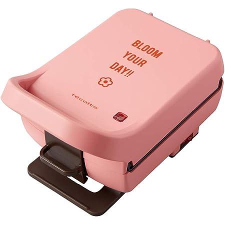 レコルト プレスサンドメーカー プラッド ブルームピンク RPS-2(BPK) recolte Press Sand Maker Plaid