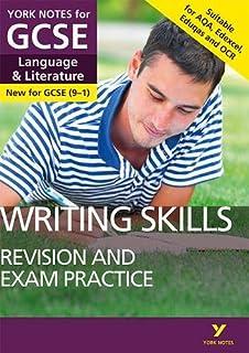 English Language and Literature Writing Skills Revision and