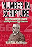 Number in Scripture by E.W. Bollinger