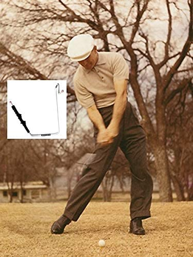 The trend rank Swing Factor Golf Trainer - Right SEAL limited product Handed Secret Ben Hogan