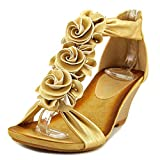 PATRIZIA Harlequin Multi Gold Shoe US 8.5