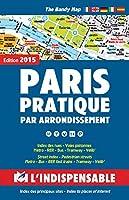 Plans de Paris: Paris street index and maps: Paris pratique par arrondissement