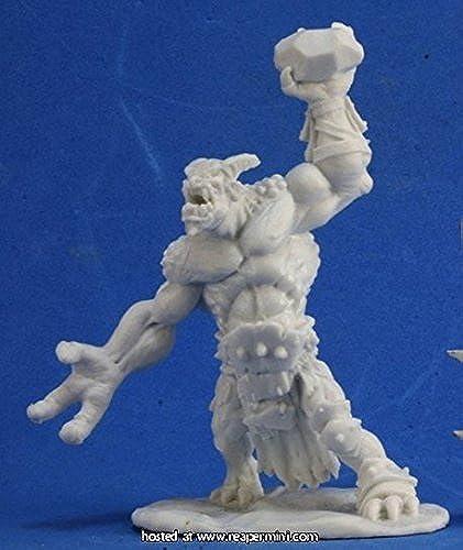 Bones Ice Troll Miniature Reaper by Reaper
