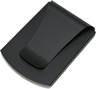 Storus Smart Money Clip, Slim Double-Sided w/Clip + Channel Side, Stainless Steel