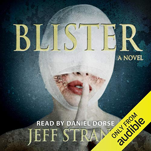 Blister audiobook cover art