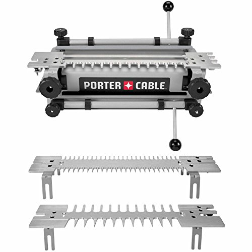"Porter Cable 4216 12"" Deluxe Dovetail Jig Combination Kit"