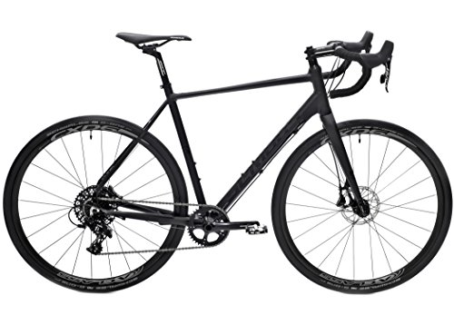 Serious Grafix Pro matte black Rahmengröße 58 cm 2017 Cyclocrosser