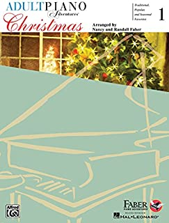 Adult Piano Adventures -Christmas Book 1: Adult Piano Adventures®