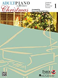 Piano Teacher Birmingham - Faber Adult Piano Adventures Level 1 Christmas Book