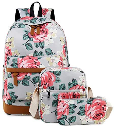 BLUBOON Girls Bookbags School Backpack Laptop Schoolbag for Teens Women...