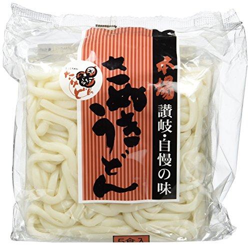 Miyatake Nudeln, gekocht U Dong, 2er Pack (2 x 1 kg)