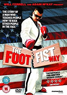 The Foot Fist Way [DVD] (B001C4OTB4) | Amazon price tracker / tracking, Amazon price history charts, Amazon price watches, Amazon price drop alerts