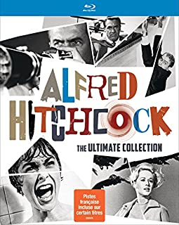 Alfred Hitchcock: The Ultimate Collection [Blu-ray] (Sous-titres français) (B074JS666F) | Amazon price tracker / tracking, Amazon price history charts, Amazon price watches, Amazon price drop alerts