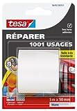 Tesa 56492-00002-00 - Nastro adesivo per riparazioni, 1001 usi, tenuta extra forte, 5 m x 50 mm