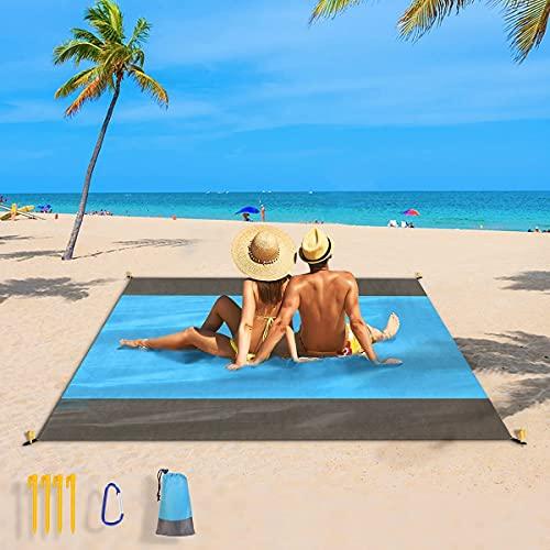 Beach Blanket, 79''×85''...