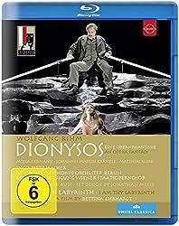 Rihm: Dionysos - An Opera Fantasy (Blu Ray) [Blu-ray]