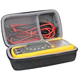 co2CREA Hard Case for Auto-Ranging Digital Multimeter LCD Neoteck TRMS 6000 Counts/ BM235/ Fluke...