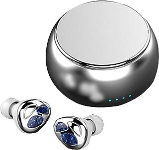 Xingang Bärbart bluetooth-headset glider trådlösa öronsnäckor headset bluetooth hörlurar telefon användbar