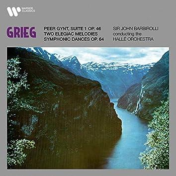 Grieg: Suite No. 1 from Peer Gynt, Two Elegiac Melodies & Symphonic Dances