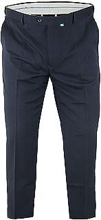 D555 Big King Size Mens Trousers Duke Adjustable Xtenda Waist Smart Casual Pants