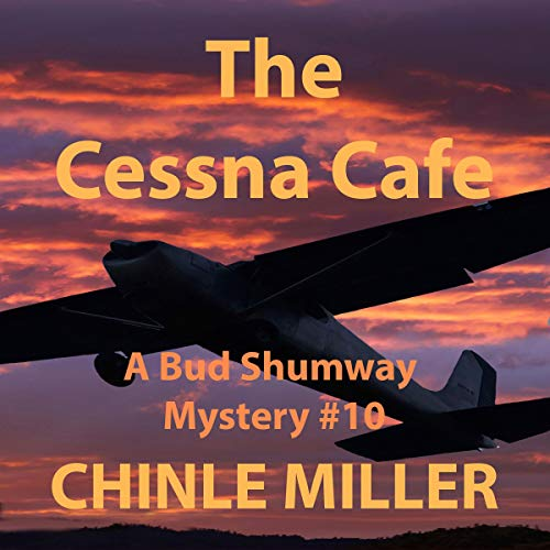 The Cessna Cafe audiobook cover art