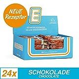 Energy Cake – Fitness Riegel aus Haferflocken mit langkettigen Kohlenhydraten – Hafer Kuchen Sattmacher für den Alltag mit weniger Zucker & unglaublichem Geschmack - Schokolade 24x 125g...