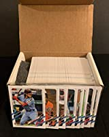 2021 Topps Baseball Card Series 1 Complete Set 330 Cards