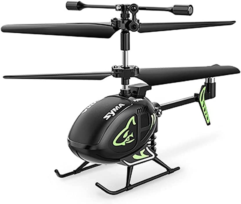 TSHAOSHUNHT Max 78% OFF Mini Helicopter Cute Smaller RC Indoor Aircraft Dedication Heli